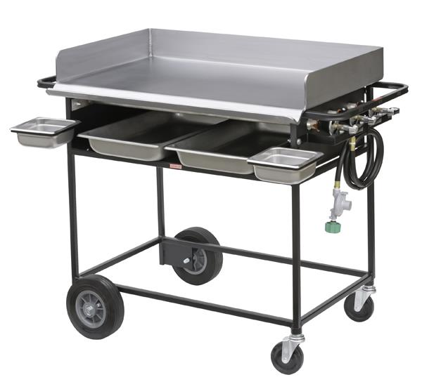 Where to find GRIDDLE PROPANE W  CART 36 in Atlanta