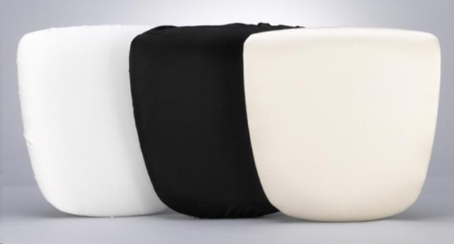 Where to find CHAIR PAD COVER - BLACK in Atlanta