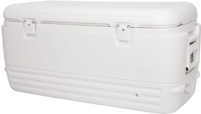 Where to find ICE CHEST, WHITE 150QT in Atlanta