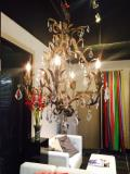 Rental store for LIGHTING, CHANDELIER BLACK IRON in Atlanta GA