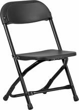Where to find CHILD BLACK FOLDING CHAIR  11  SEAT in Atlanta
