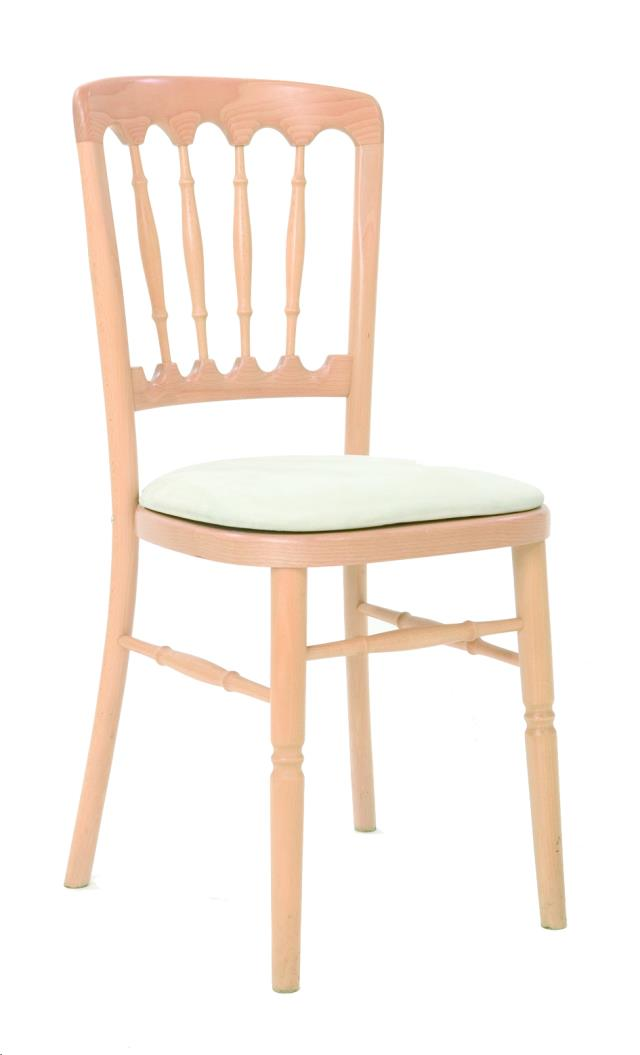 Where to find NATURAL WOOD NAPOLEON CHAIR in Atlanta
