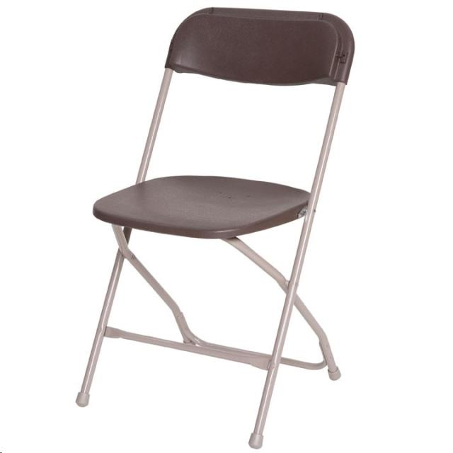 Where to find BROWN PLASTIC FOLDING CHAIR in Atlanta