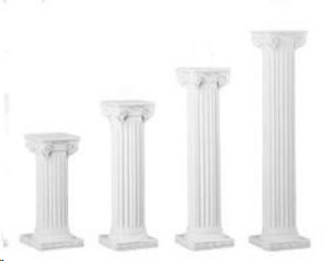 Where to find COLUMN - WHITE in Atlanta