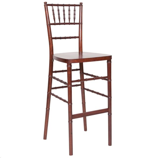 Where to find CHIAVARI BARSTOOL - FRUITWOOD in Atlanta