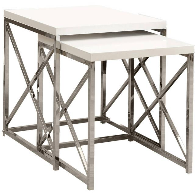 Where to find MONARCH NESTING END TABLE SET  2 PIECES in Atlanta