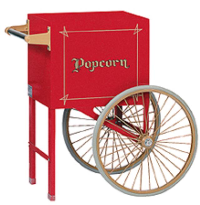 Where to find CONCESSION, POPCORN CART  ANTIQUE in Atlanta