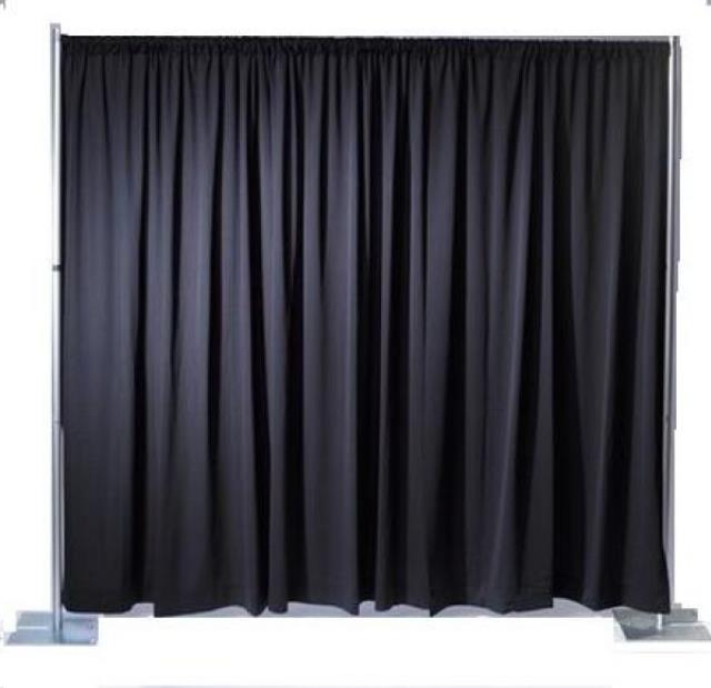Premier Pipe Drape Kit 18 Foot Tall Rentals Atlanta Ga