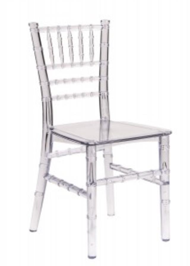 Where to find CHILD CLEAR CHIAVARI CHAIR  13  SEAT in Atlanta
