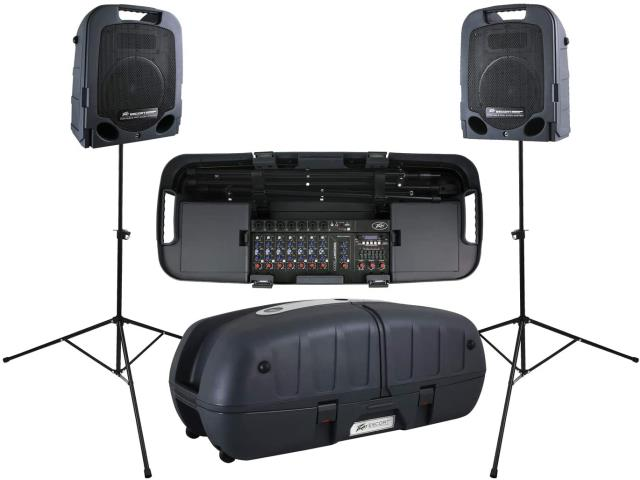 Where to find A V, PEAVEY PORTABLE PA SYSTEM in Atlanta