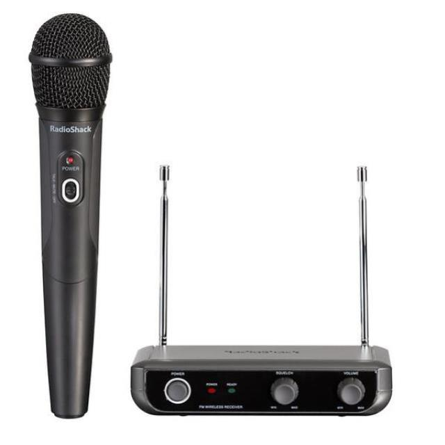 Where to find WIRELESS MICROPHONE W  CASE in Atlanta
