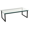 Rental store for CONTEMPORARY GLASS COFFEE TABLE in Atlanta GA