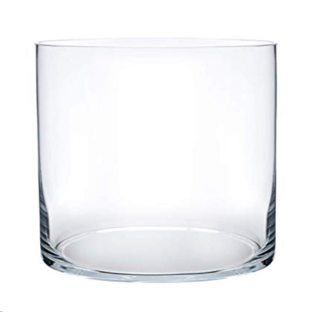 Where to find GLASS CONTAINER   ROUND   10X26 H in Atlanta