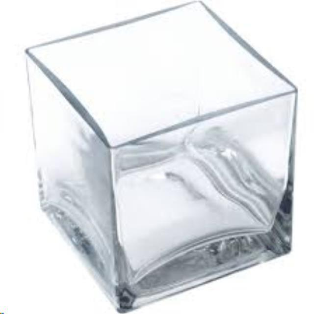 Where to find GLASS CONTAINER   SQUARE   4X4X10 H in Atlanta