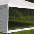 Rental store for TENT, SIDEWALL CLEAR - 10 x20 in Atlanta GA