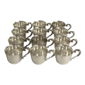 Rental store for PUNCH CUPS W HANDLES - SILVER PLATED in Atlanta GA
