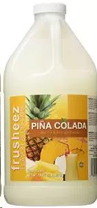 Where to find RESALE, FRUSHEEZ SYRUP - PINA COLADA in Atlanta